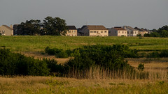 prairie development (contemplative imaging) Tags: park houses homes summer usa hot building green nature field june architecture digital america buildings photography photo illinois nikon midwest day natural district saturday conservation sunny center architectural il neighborhood ill american area prairie dslr 169 development goldenhour subdivision headwaters 2016 midwestern mchenrycounty kishwaukee 9x16 d7000 contemplativeimaging ronzack nik55300 20160625 cikhca20160625d7000