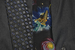Choices (BKHagar *Kim*) Tags: ties design space tie clothes fabric shuttle choice kens universe bkhagar