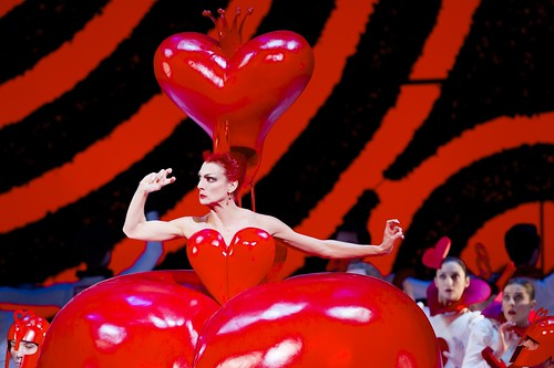 Zenaida Yanowsky to return to The Royal Ballet in <em>Alice's Adventures in Wonderland</em>