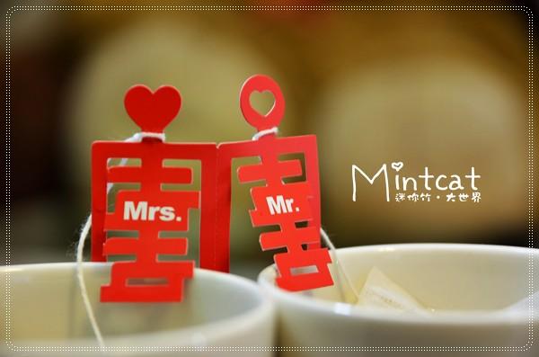 【試用體驗】創意婚禮小物新選擇《喜氣洋洋茶包組》
