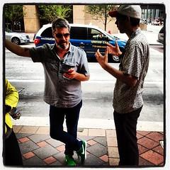 Houston TX (hurgrace) Tags: square lofi houston squareformat umkc gowin iphoneography uploaded:by=instagram texasinstagramapp