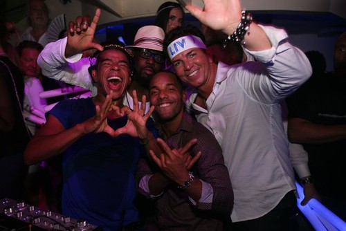Erick Morillo, Wyclef Jean, JP Jimenec, &amp_ Brian Timmons