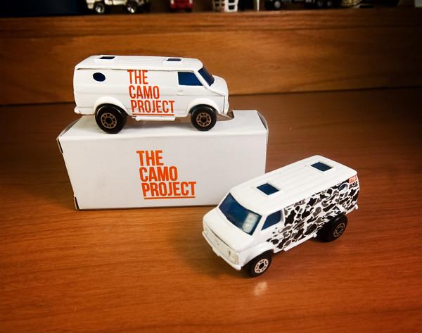 全球限定200輛的火柴盒小車