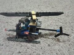 ADU Scout helo side (sereboats) Tags: alien conquest legomoc alienconquest