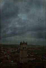 Tempesta - Storm (Miquel Pieras) Tags: sky storm drops spain cel gotas cielo nubes tormenta gota nuvols castilla tempesta palencia castella baltans miquelpieras