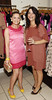 Nula Curran and Saoirse deBurca at the Divine Boutique Spring Summer fashion show in Maynooth