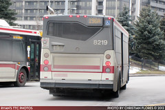 8219_20120215_IMG_0171 (R. Flores) Tags: new toronto bus buses america diesel ttc north commercial transit orion ng chrysler commission vii daimler 2010 07501 dccbna