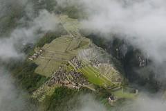 Machu Picchu sous la brume (Alexia BALAMOUTOFF) Tags: montagne nuage pérou