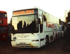 Fowlers R412FWT (Invictaway) Tags: travel volvo coach arnold malta 350 wallace wa premiere fowler supreme fowlers 854 plaxton acy cancu wallacearnold b10m wealdenpsvsales fowlerstravel supremetravel cancusupreme acy854
