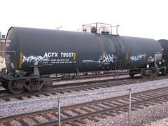 AFRO (Billy Danze.) Tags: chicago graffiti afro rip freight villains kym afroe akult