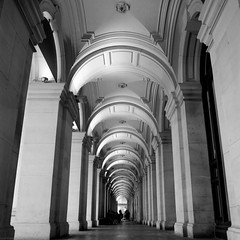The GPO (Seriously People) Tags: white black 120 film mediumformat kodak australia melbourne hasselblad analogue gpo tmax100 lc29 ilfotec 60mmcf jonobissex