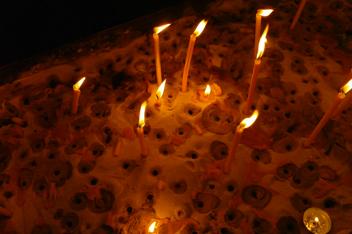Thin Candles