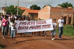 Caminhada pela Sade das crianas do Projeto Madre Rosa (vandevoern) Tags: brasil criana caminhada maranho nordeste campanha sade bacabal pedrobrito vandevoern madrerosa vilapedrobrito