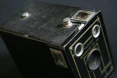 The Brownie Six-20 (peterkelly) Tags: camera ontario canada black digital lens box guelph target northamerica brownie six20