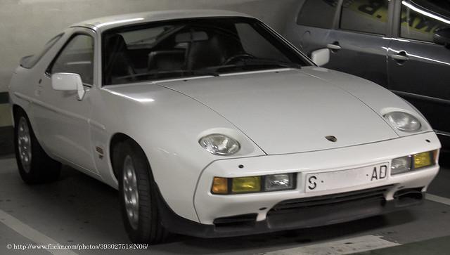 porsche 1995 928