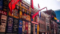 RibFest BBQ Menus (michaelnugent) Tags: street ontario canada canon lens eos downtown mark ottawa ii ribs l 5d 24 mm rib 105 fest sparks ef 2012 ribfest