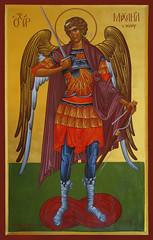 Αρχάγγελος Μιχαήλ, Archangel Michael, Архангела Михаила