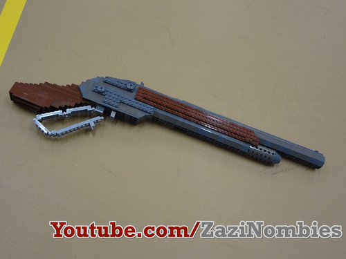 Lego Model 1887 Shotgun Replica - a photo on Flickriver