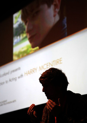BAFTA in Scotland presents An Introduction to Acting with Harry McEntire