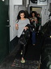 Kim Kardashian exits the nails salon after doing a manicure/pedicure in Beverly Hills Los Angeles, California
