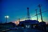 Day 179/366 : Sunset on June 27, 2012 (hidesax) Tags: light sunset people house tower silhouette electric japan nikon raw dusk wave saitama nikkor hdr ageo 5xp nikkor2470mmf28ged hidesax d800e nikond800e day179366sunsetonjune272012