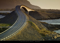 Rv64, the Atlantic road #2 (bgspix) Tags: road bridge norway canon interesting curves atlantic kristiansund molde atlanterhavsveien atlanticroad famousroad canonef24105f4lis rv64 canoneos60d routedelatlantique bgsphotography bgspix