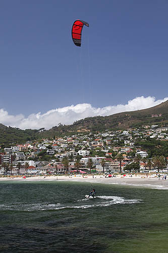 Camps Bay-14-Kite Surfing