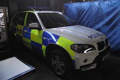 NK10 CXC (S11 AUN) Tags: durham police heads bmw response armed x5 headquaters constabulary arv anpr bikewise aykley nk10cxc