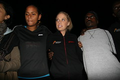"""Pre-race pep talk • <a style=""""font-size:0.8em;"""" href=""""https://www.flickr.com/photos/64883702@N04/7499394620/"""" target=""""_blank"""">View on Flickr</a>"""