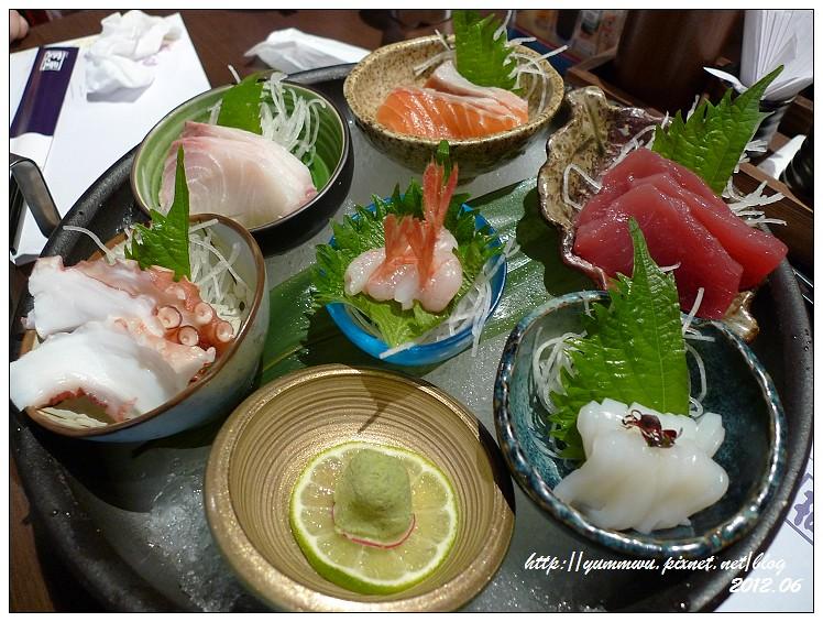 大江藍屋日本料理1