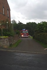 Kent F&RS - Lenham Turnout (EasternFire999) Tags: rescue station fire kent funny call mud stuck platform aerial pump service ladder emergency ashford scania shout 999 turnout lenham resue pluckley