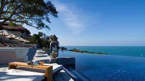 endless infinity pool