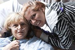 Day 1993 (evaxebra) Tags: love hospital mom happy healthy surgery zebra kaiser 365 success recovery bozena cannula 365days postoperative evaxebra nasalcannula
