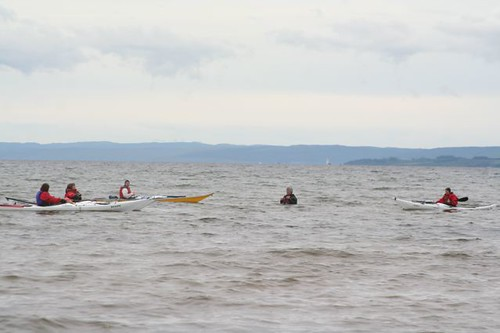 Scottish Womens Sea Kayaking Festival 1
