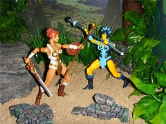 0.7 Take That Witch (custombase) Tags: classics figures mastersoftheuniverse teela evillyn