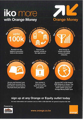 Kenya-Orange Money-Marketing