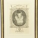186. 18th century English Engraving of Mary, Queen of Scots