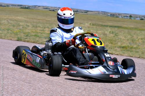 Racing at SBR MotorSports Park