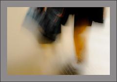 Rush hour (weha) Tags: street shadow people person nikon strasse struktur rushhour schatten verschwommen weha