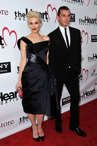 Gewn Stefani and Gavin Rossdale Photo Credit: ...