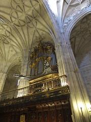Catedral - Órgano 2 (albTotxo) Tags: españa andalucía almería