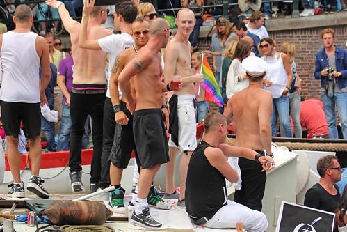 Gay Pride 2012 Amsterdam (Netherlands)