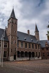 """Onze Lieve Vrouwe"" abbey in Middelburg (Ren Maly) Tags: church abbey kerk middelburg langejan onzelievevrouwe abdijmiddelburg renmaly"
