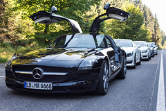 AMG Performance Tour 2012 (807238) (Thomas Becker) Tags: auto test sports car sport race 50mm mercedes benz drive high nikon raw tour thomas d frankfurt performance super voiture bil gps nikkor f18 fx v8 coup sls daimler amg 2012 d800 gullwing becker leicht m1000 flgeltrer melcher aufrecht holux worldcars 120818 aoka aviationphoto grosaspach c197 ak4nii