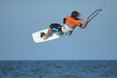 Kite surfing, Jastarnia / Kite surfing, Baltic coast, Poland (PolandMFA) Tags: sea holiday kite beach water sport poland polska surfing baltic woda wakacje morze batyk plaa jastarnia batyckie
