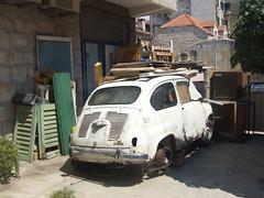 Fiat Emeritus (Monika Kostera (urbanlegend)) Tags: croatia split