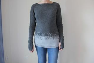 Katie pattern by Oomieknits