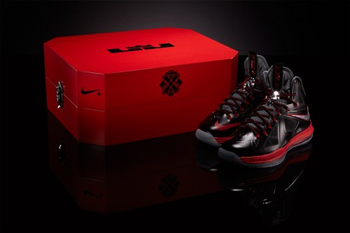 "NIKE LEBRON X ""PRESSURE"" SPORT PACK SPECIAL PACKAGE"