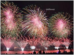 SkyFire2014 (edwin1973) Tags: australia canberra cbr uploaded:by=flickrmobile flickriosapp:filter=nofilter skyfire2014