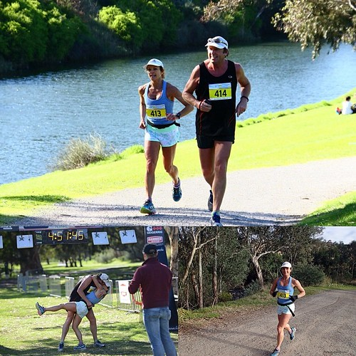 A great day out in our 98th marathon/ultra at Brimbank Park Running Festival.